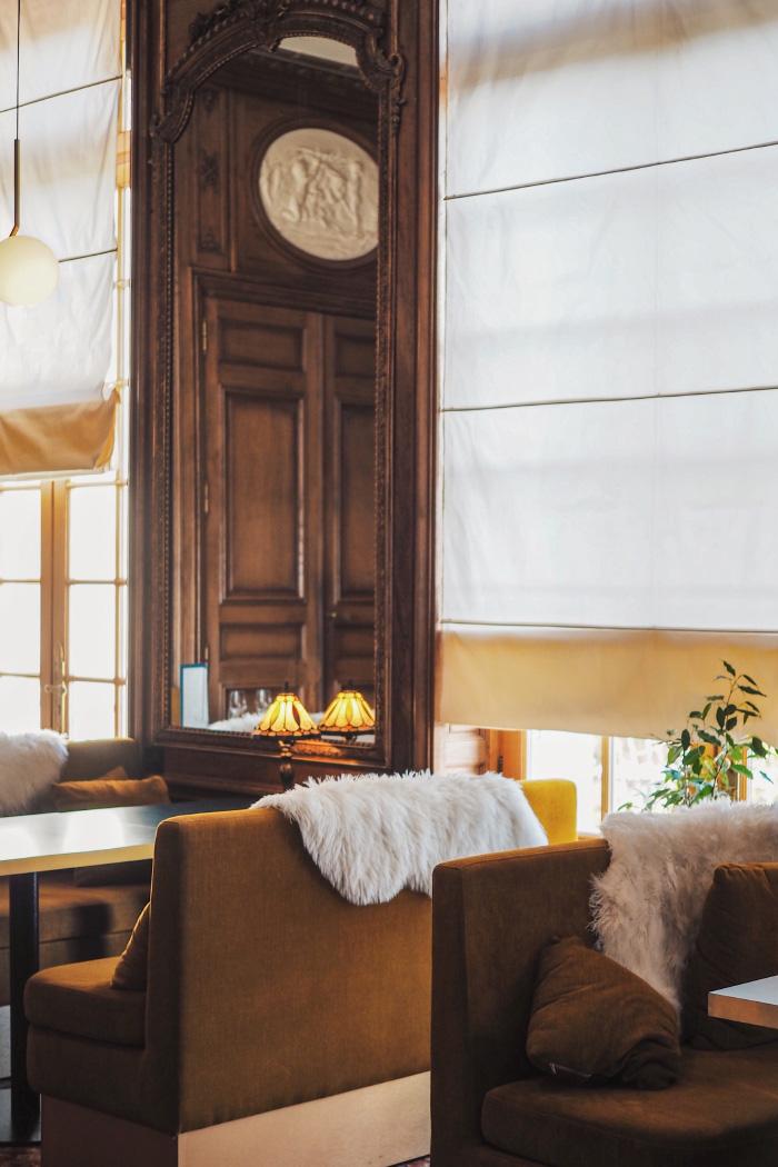 """Restaurant """"M"""" des Avenières en Haute-Savoie"""