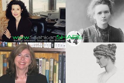 5 Wanita Pemilik IQ Tertinggi di Dunia Sepanjang Sejarah