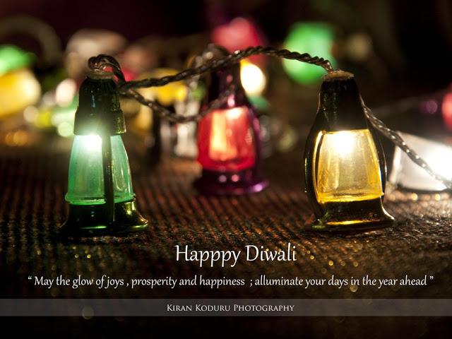 Diwali Lamp Lights Picture