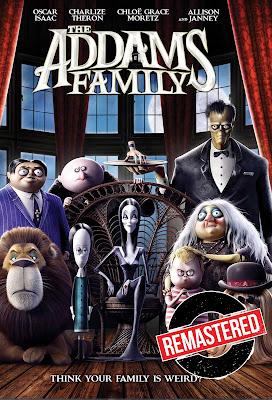 The Addams Family [2019] [DVBD R1] [Latino] [Remasterizado]