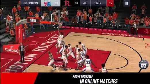 Game Bola Basket Terbaik di Android-2