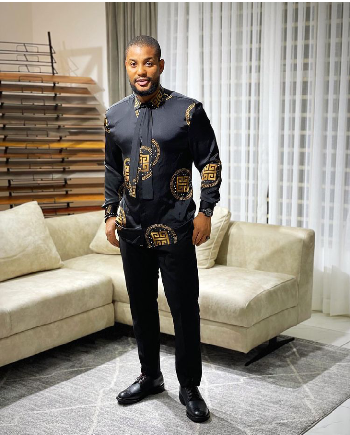 Obi Cubana, Men Are All Out For You, You Are Loved Beyond Words – Actor Alex Ekubo Says