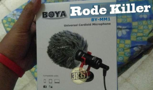 Mic Boya BY MM1