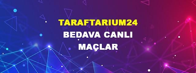 Taraftarium24 Bedava Canlı Maçlar