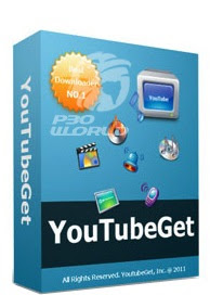 YouTubeGet 6.4.0 DC Youtube Downloader Full version terbaru