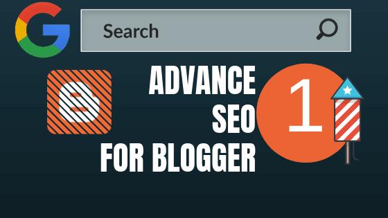 Advance Seo For Blogging
