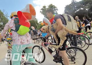 Cyclopride Day Milano: partenza della pedalata