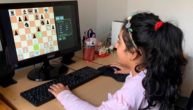 Torneo virtual de ajedrez