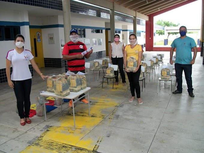 Prefeitura de Fernando Pedroza iniciará segunda etapa de entregas de Kit Merenda Escolar