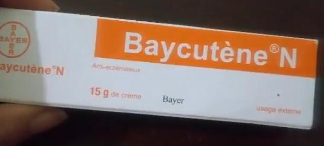 Baycuten cream