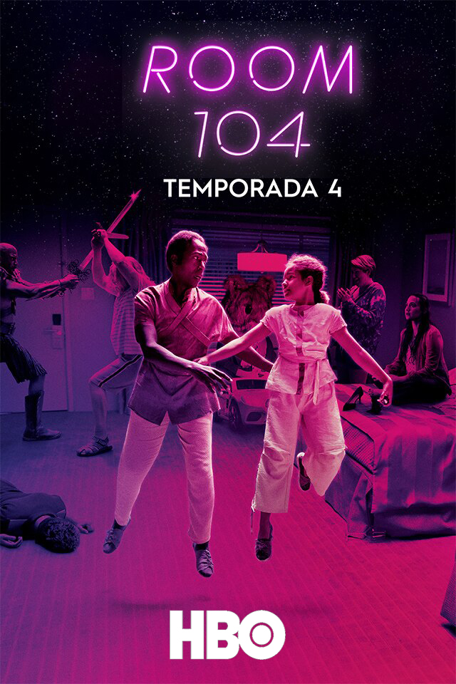Room 104 (2020) Temporada 4 AMZN WEB-DL 1080p Latino