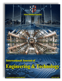 IJET - International Journal of Engineering & Technology