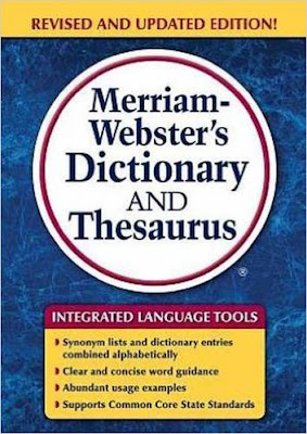 Merriam-Webster's Dictionary and Thesaurus改訂版
