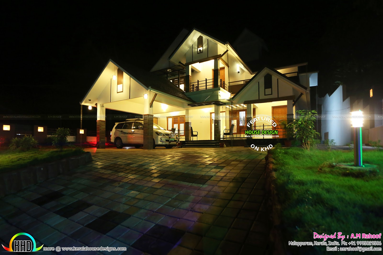 5 Bedroom Floor Plans Kerala