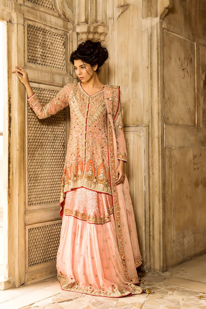 Faraz Abid Sheikhu Pakistani Bridal Barat Collection
