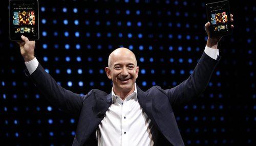 Джефф Безос стал самым богатым человеком в истории. Во всяком случае, в современной истории