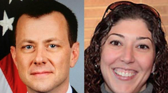 Page and Strzok Referenced FBI 'Secret Society' that Met the Day After the Election