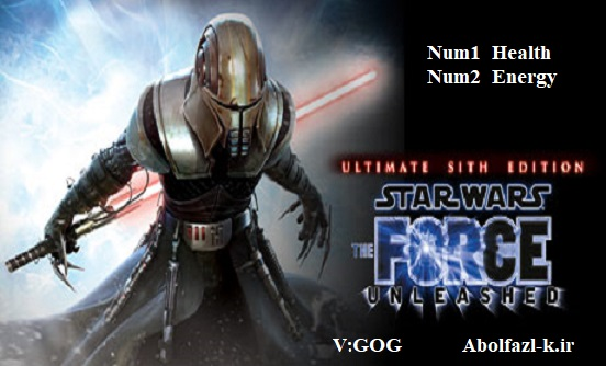 Star Wars: The Force Unleashed (2008): Trainer (+2) [1.0]