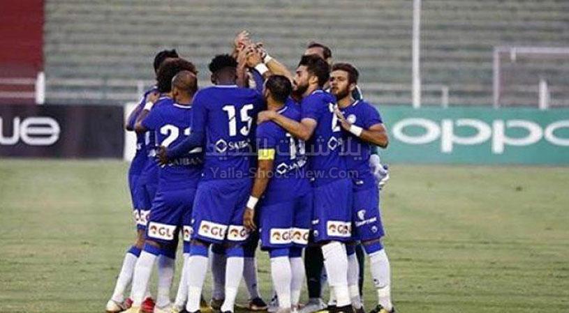 سموحة يفرض التعادل السلبي على حرس الحدود في الجولة 13 من الدوري المصري