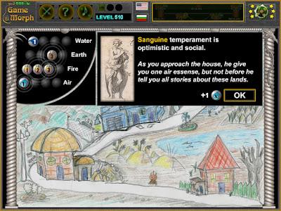Четири Темпераменти Приключение