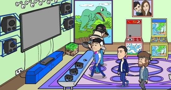Youtubers Saw Game 3 Juegos De Escape Escape Games Escape Room Online