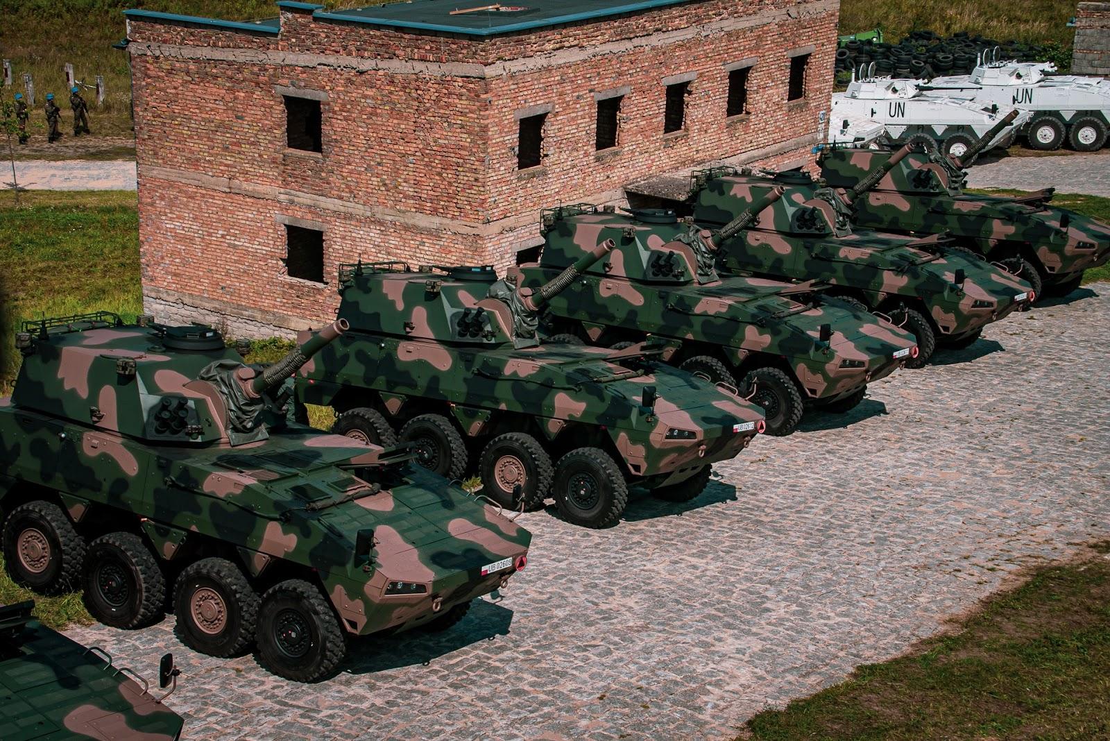 Артилерія Польщі: плюси та мінуси 2019 року