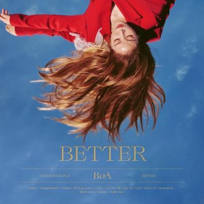 BoA - BETTER - The 10th Album (2020) - Album Download, Itunes Cover, Official Cover, Album CD Cover Art, Tracklist, 320KBPS, Zip album