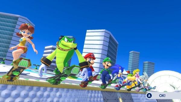 Tailer Mario & Sonic di Olympic Games Tokyo 2020 Untuk Switch