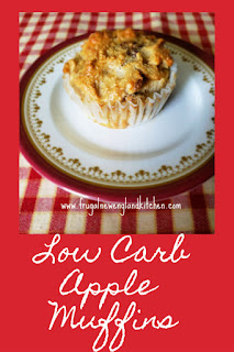 Low Carb Apple Muffins Recipe