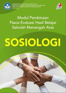 Modul Pembinaan Evaluasi Hasil Belajar Sosiologi