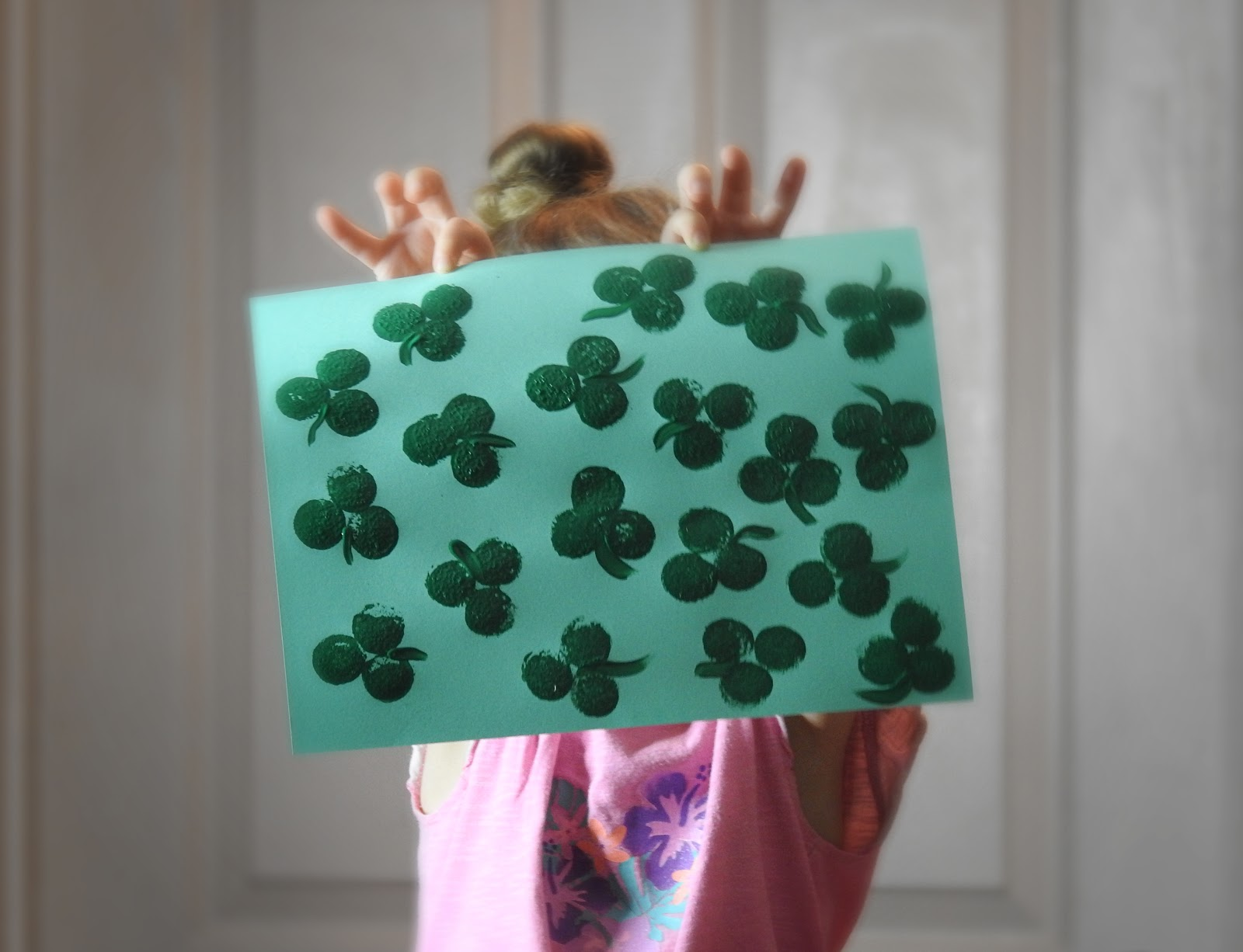 three leaf craft clover