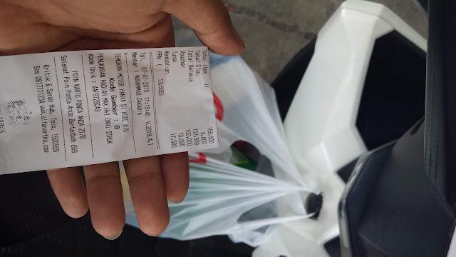 Cara Mudah Menukarkan Kupon Gratis dari Akulaku dengan Voucher Alfamart