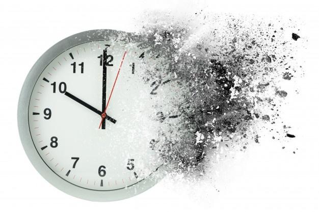 Mengapa Waktu Terasa Begitu Cepat?