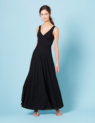 Looks good from the back reader question black tie wedding gown its a perfect canvas and would be easy to glam up with some sparkly costume jewelry one of my favorite places to find affordable costume jewelry is ann junglespirit Gallery