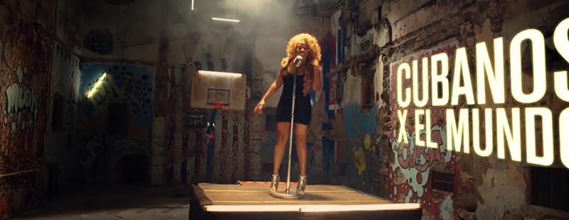 Yanela Brooks - ¨Cubanos por el mundo¨ - Videoclip - Dirección: Alejandro Pérez. Portal Del Vídeo Clip Cubano - 03