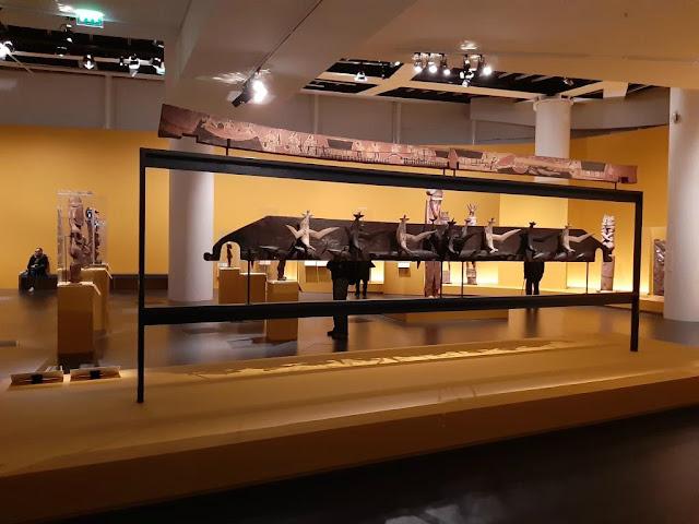 Exposition Océanie musée du quai branly Jacques Chirac Paris cultures du pacifique art océanien