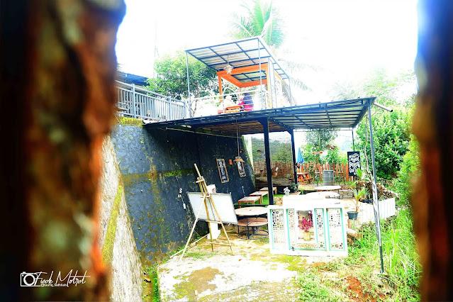 Cafe D'Puncer, nongkrong di ciamis, tempat hits di ciamis, wisata di ciamis