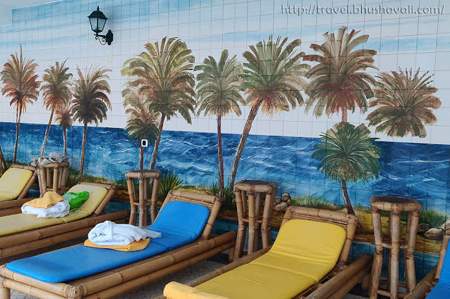 Honeymoon resorts in Sintra  - Marmoris Palace