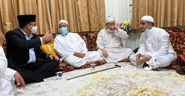Tengku Zul Bongkar Isi Pembicaraan Habib Rizieq dan Anies di Kediaman HRS