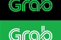 Logo Grab Bike Vektor Format SVG