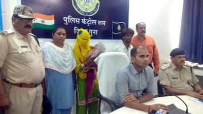 बड़ी खबर अबैध संबंधों के चलते राघौगढ़ में 45 वर्षीय महिला के अंधे कत्ल का पर्दाफाश | Guna News