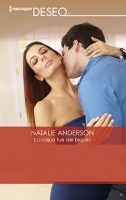 Natalie Anderson - La Culpa Fue Del Biquini