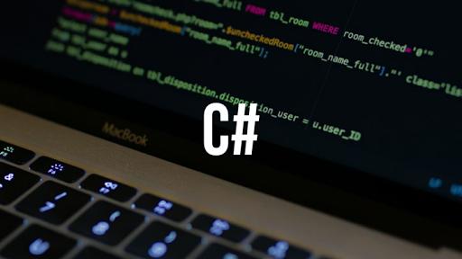 لغة البرمجة C#