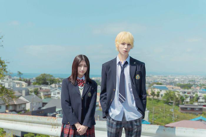Honey Lemon Soda live-action film - Koji Shintoku