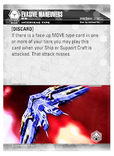 Dog Fight: Starship Edition Evasive Maneuvers