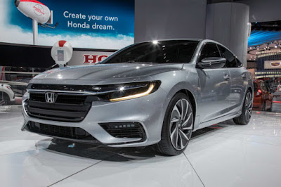 2019 Honda Insight Hybride, Prix, date de sortie, Photo