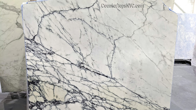 Calacatta Panazzo Polished Marble Slabs NYC