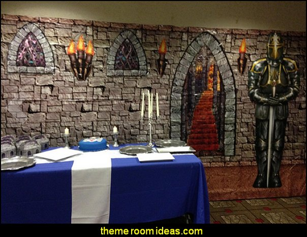 Medieval Knights Party Props   Castle Theme Party Decorations   Medieval  Theme Party Decorating   Castle