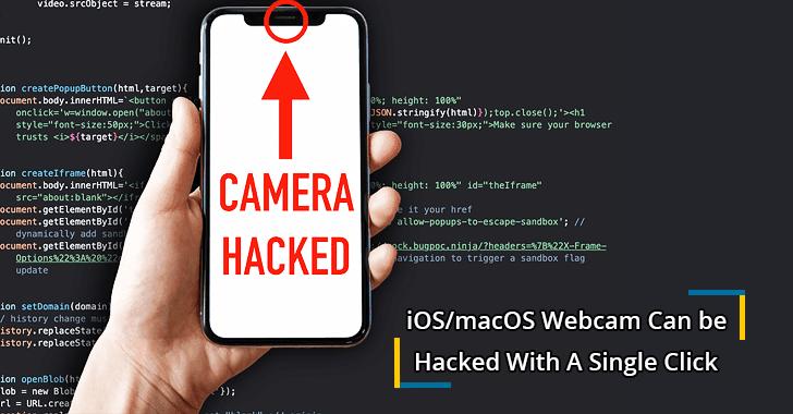 iOS/macOS Camera