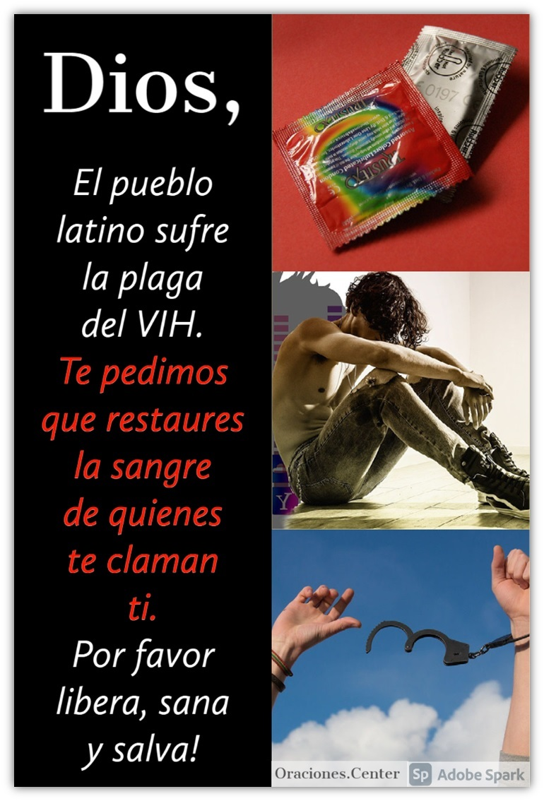 Una Oración contra el VIH en Latinoamérica